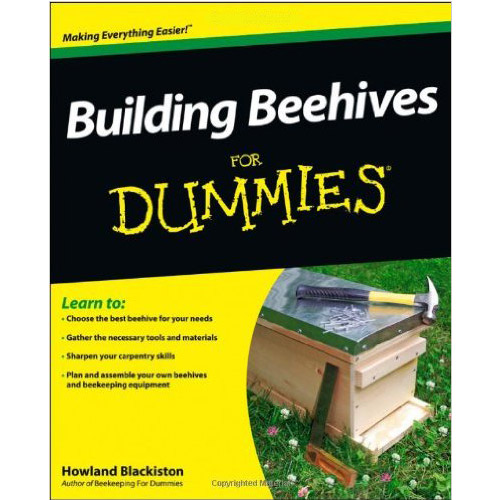 Image For Building Beehives For Dummies