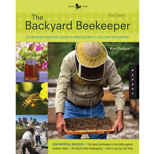 Image For The Backyard Beekeeper: An Absolute Beginner's Guide