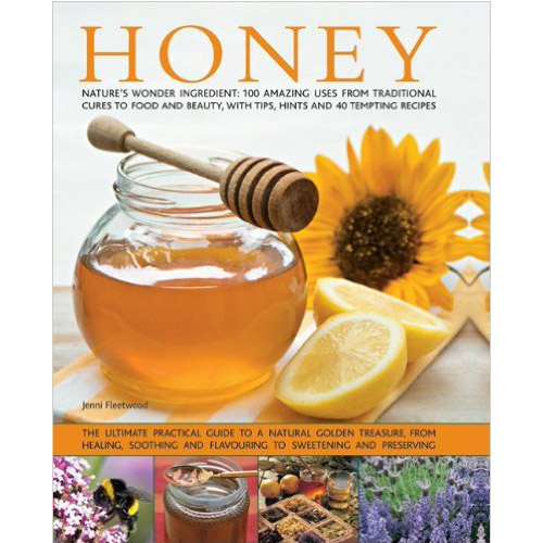 Cover Image For Honey: Nature's Wonder Ingredient