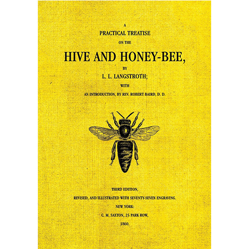 Image For A Practical Treatise on the Hive and The Honey-Bee