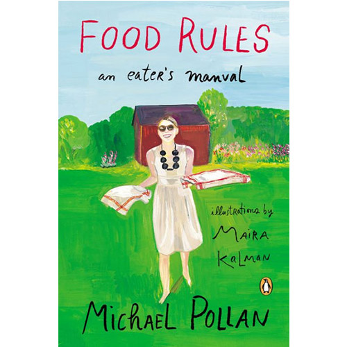 Image For Food Rules: An Eater's Manual