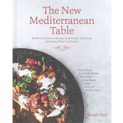 Image For The New Mediterranean Table
