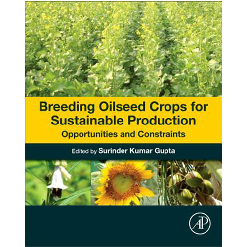 Image For Breeding Oilseed Crops for Sustainable Production