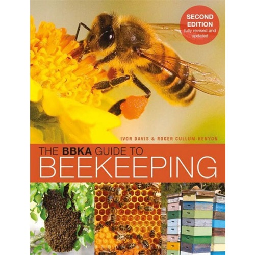 Image For The BBKA Guide to Beekeeping (Second Edition)