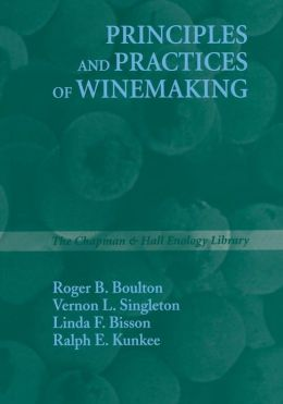Image For Principles and Practices of Winemaking (Paperback)