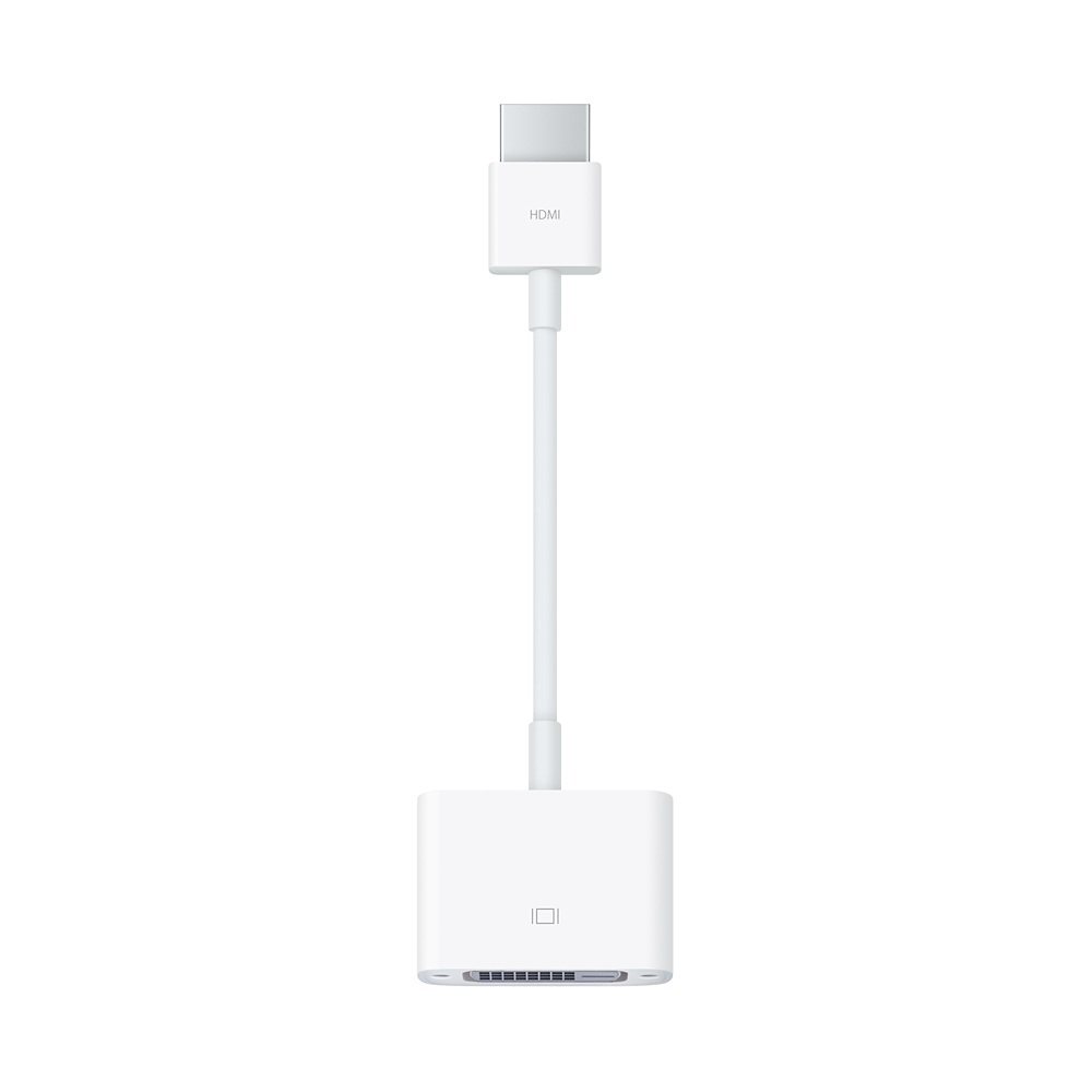 Image For Apple HDMI to DVI Adapter
