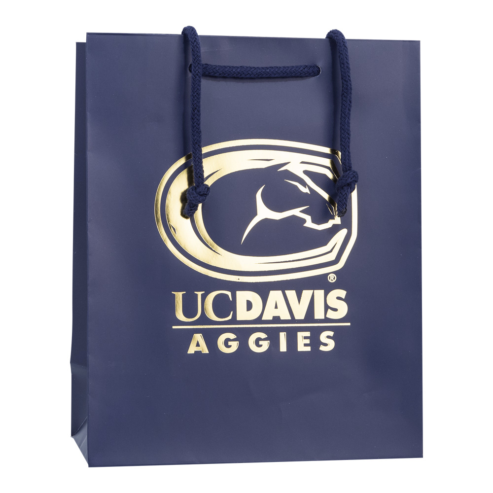 Cover Image For UC Davis Small Gift Bag