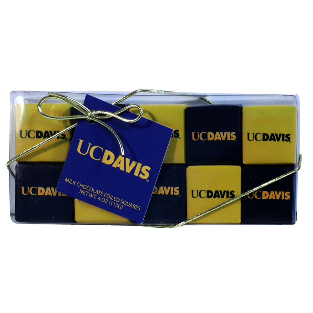 Cover Image For Chocolates UC Davis Seal - 20 Piece