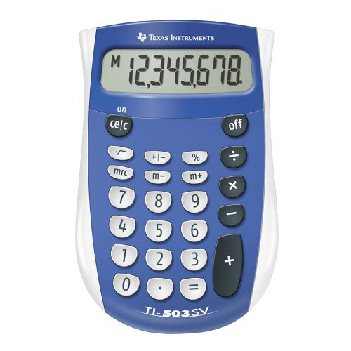 Image For Calculator Texas Instruments TI-503
