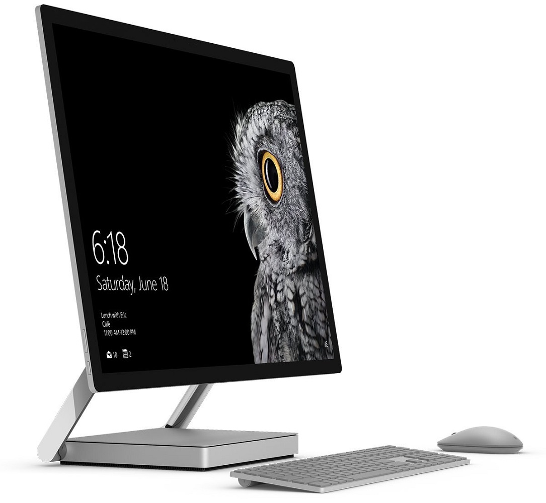 Cover Image For Microsoft Surface Studio