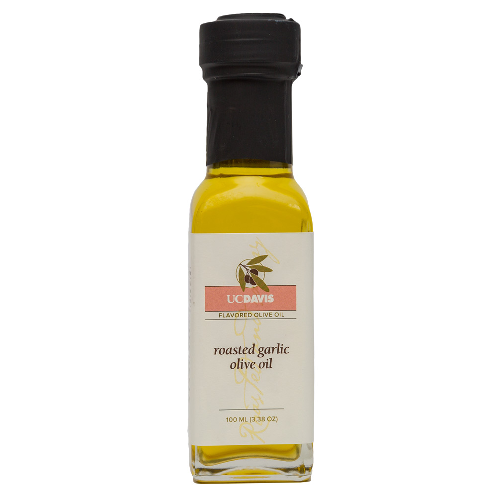 Cover Image For Roasted Garlic Olive Oil 100mL