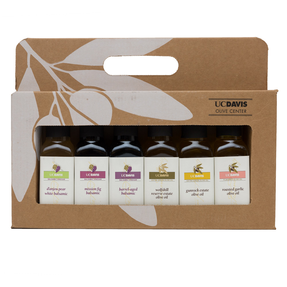 Cover Image For Deluxe Sampler Olive Oil Set