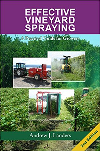 Image For Effective Vineyard Spraying: A Practical Guide for Growers