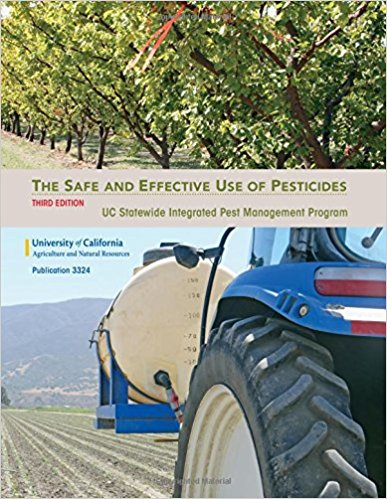 Image For The Safe and Effective Use of Pesticides, 3rd Edition