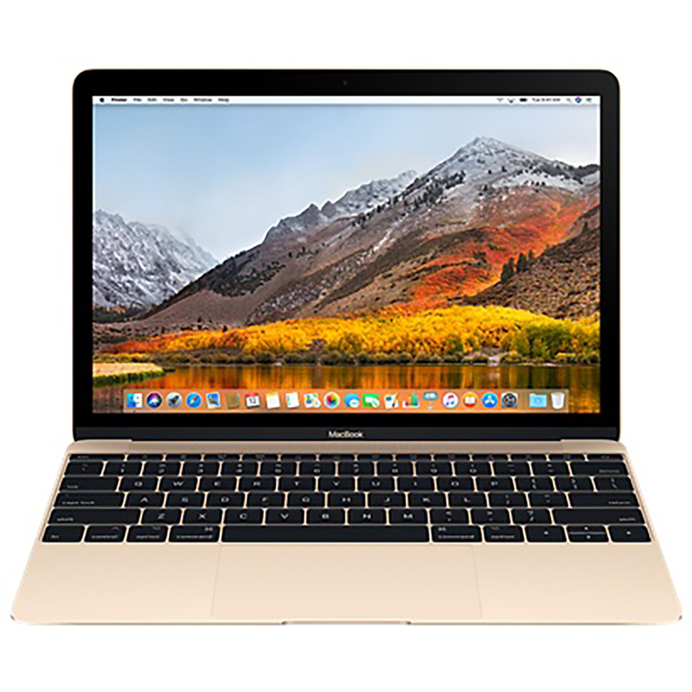 Cover Image For MacBook-Gold 256GB