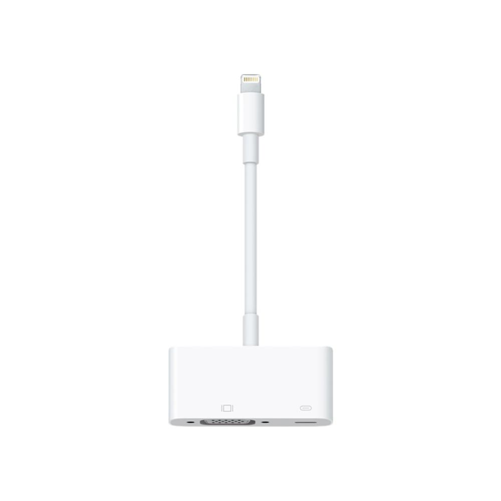 Cover Image For Apple Lightning to VGA Adapter