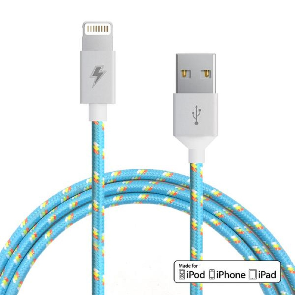 Image For ChargeCords Lightning Cable Santa Fe