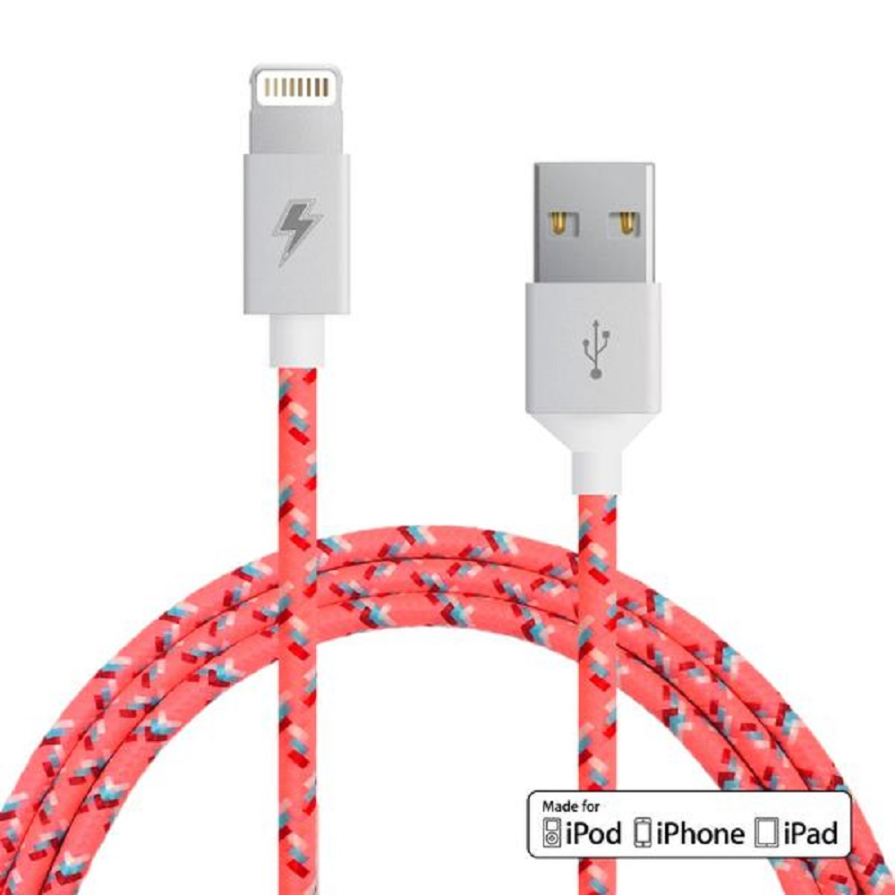 Cover Image For ChargeCords Lightning Cable Malibu