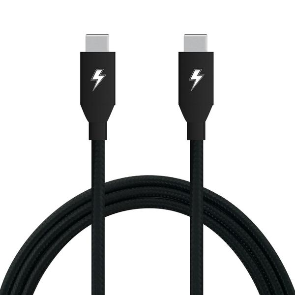Image For ChargeCords USB C to USB C Shade