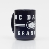 Cover Image for Mug UC Davis Grandpa with C-Horse logo in Cobalt/ White