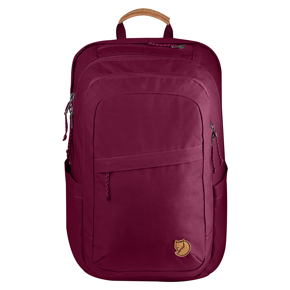 Cover Image For Fjallraven Raven 28 Backpack Plum
