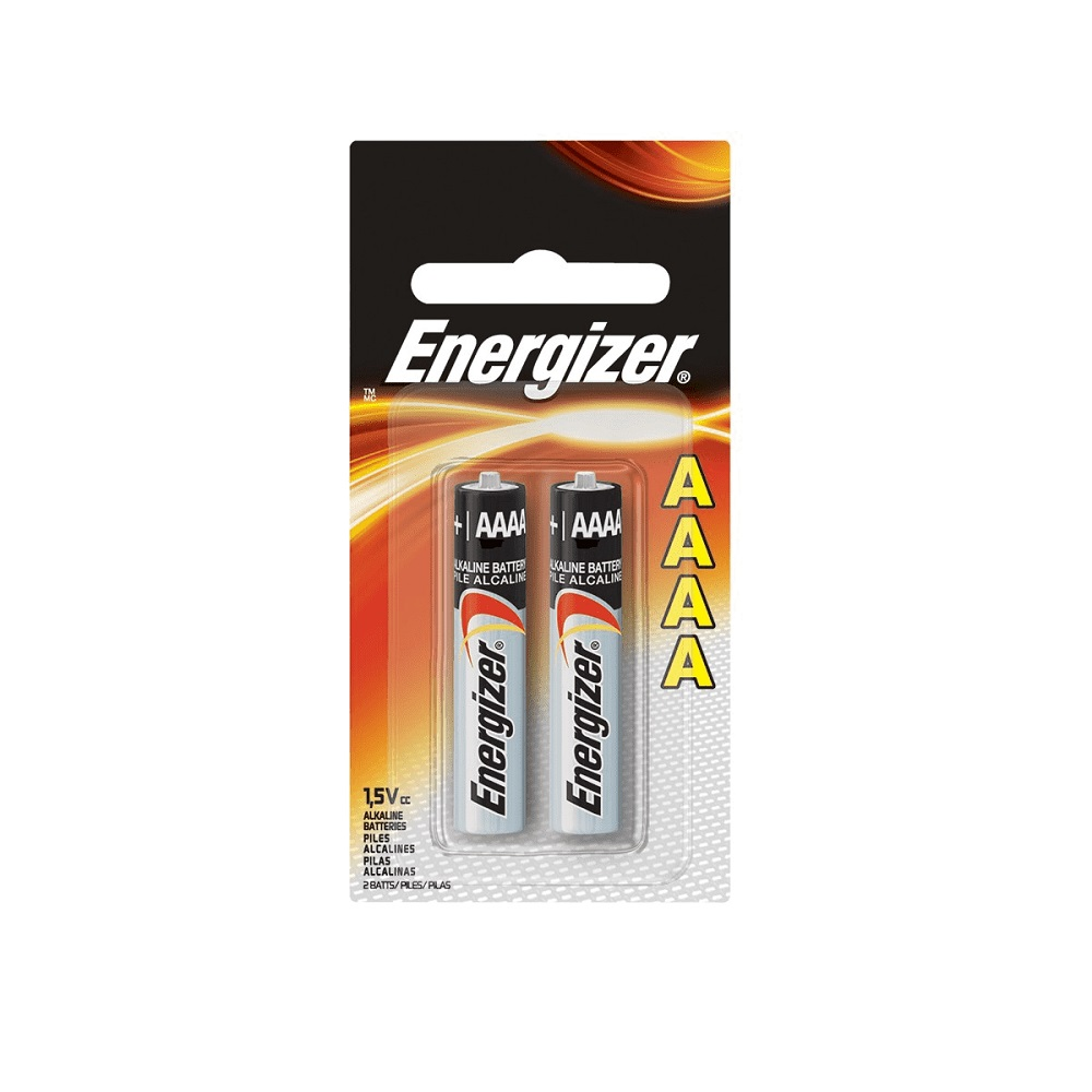 Image For Batteries Energizer AAAA 2pk