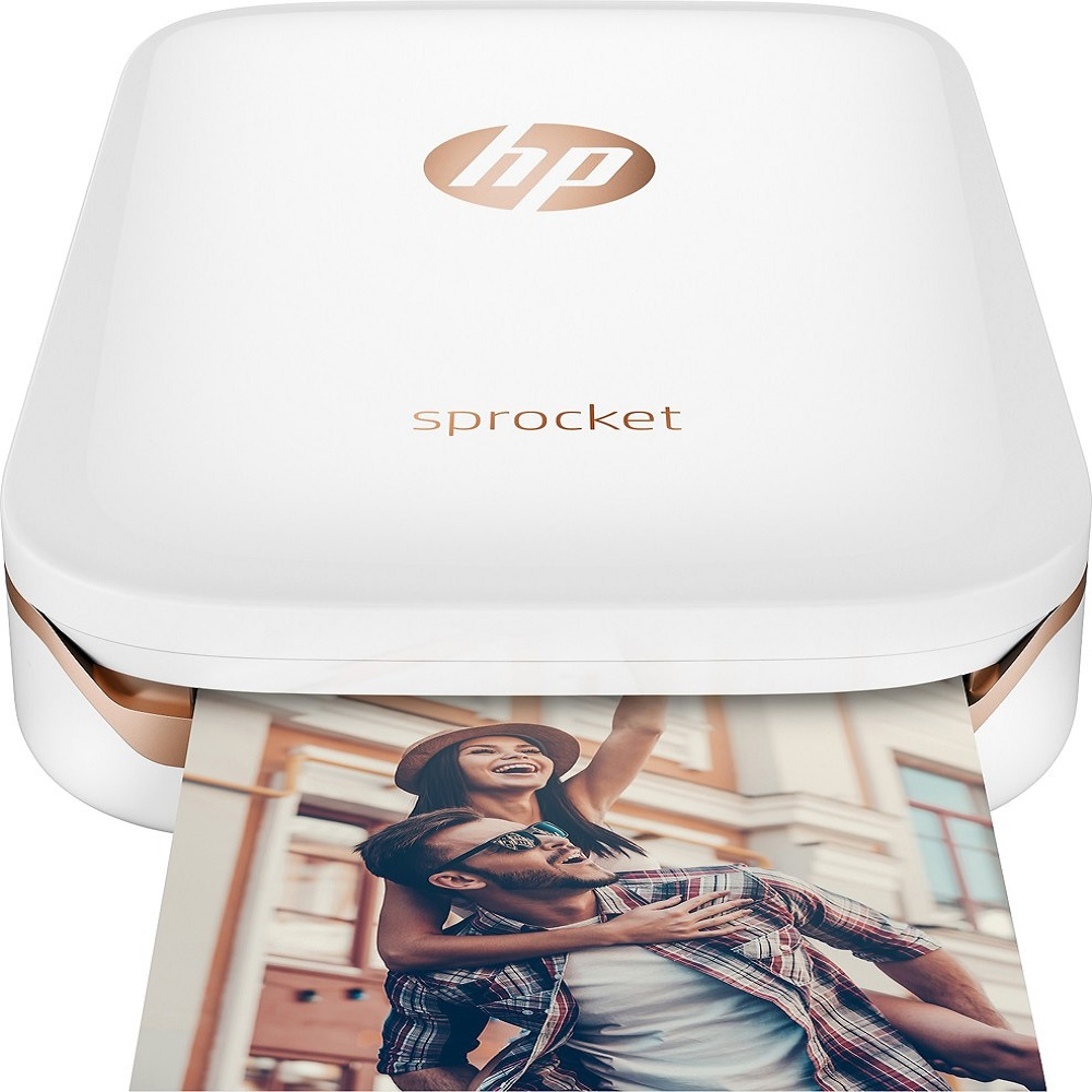 Cover Image For HP Sprocket 100 Portable Photo Printer