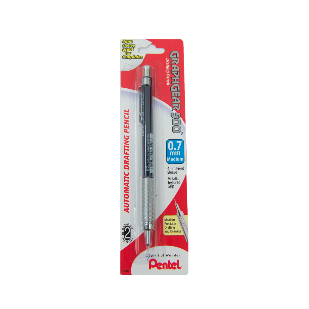Image For Pentel Graphgear500 Drafting Pencil 0.7mm