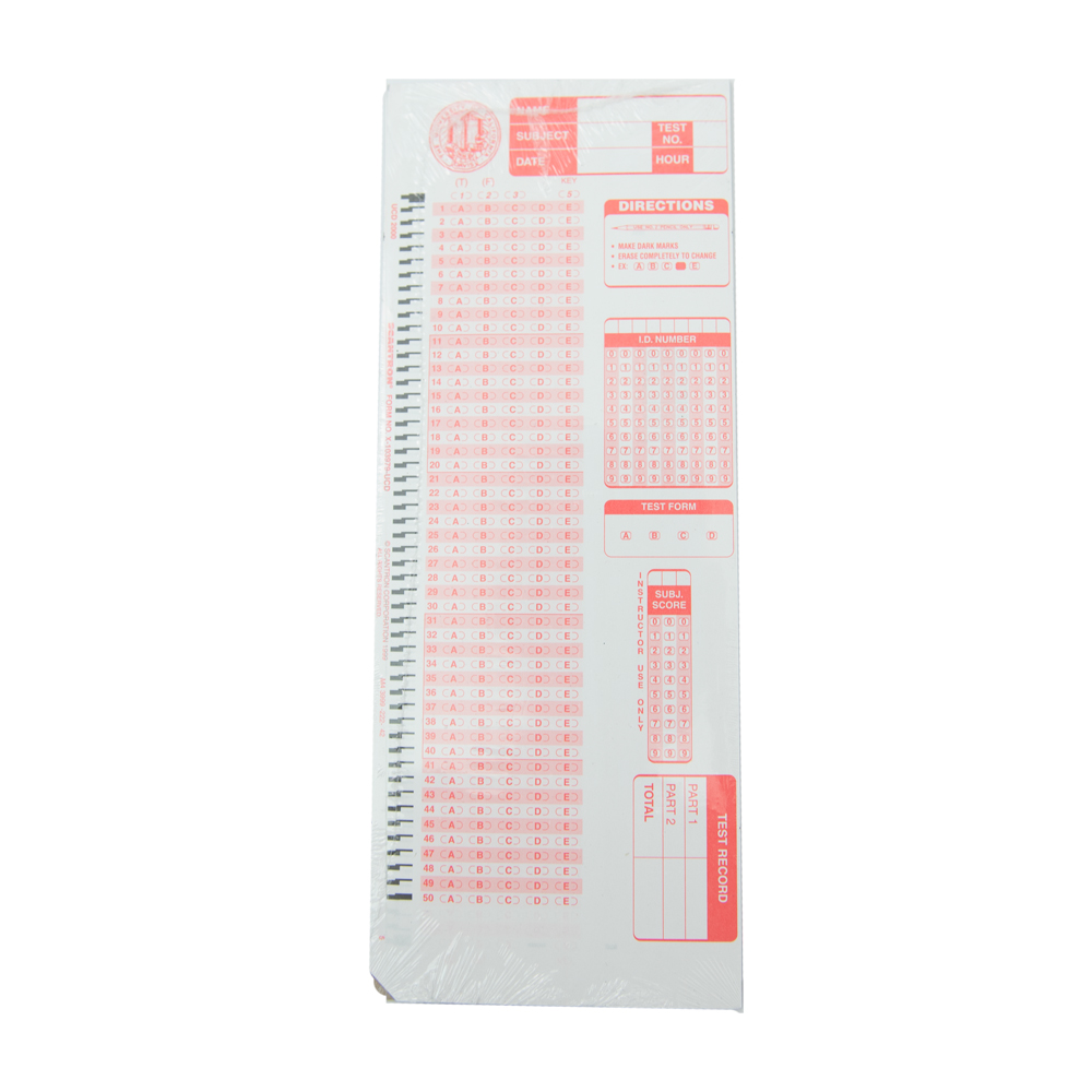 Image For UCD Scantron 2000 (10 Pack)