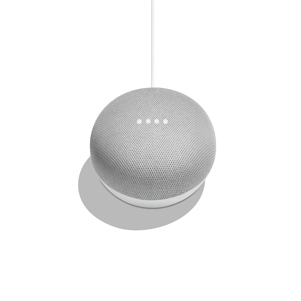 Cover Image For Google Home Mini Chalk