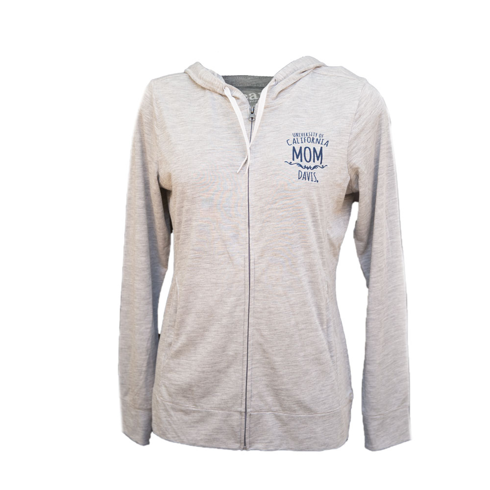 Image For Gear® for Sports UC Davis Mom Hooded Jacket Oxford