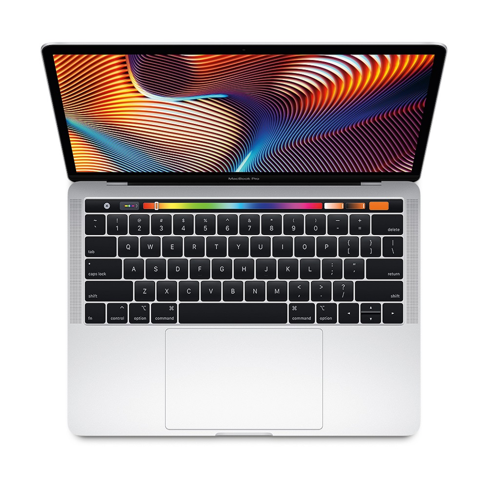 "Cover Image For 13"" Macbook Pro with Touch Bar Silver"