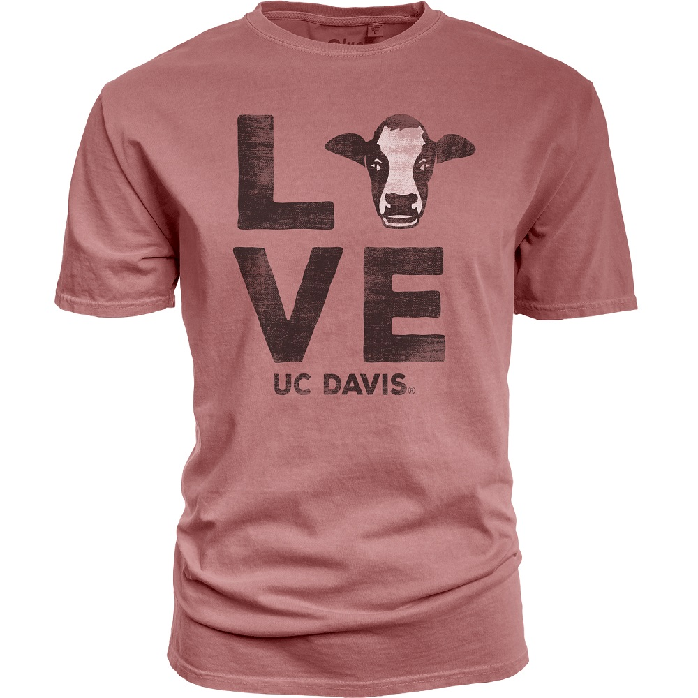 Image For Blue 84 UC Davis Love Cow Rose