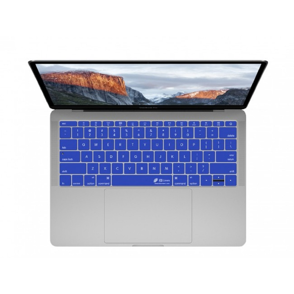 "Image For KB Covers Blue MBP 13"" (No Touchbar) or MB 12"""