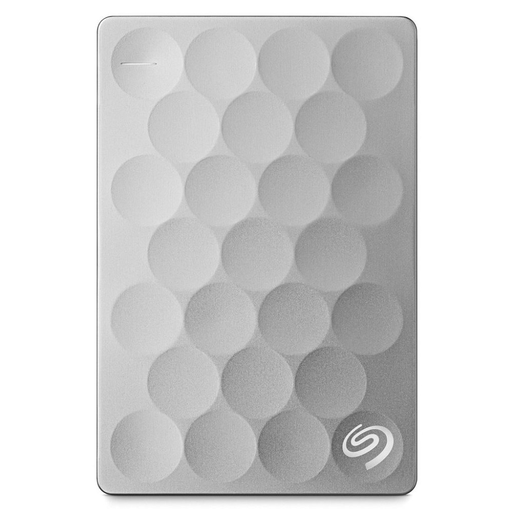 Image For Seagate Backup Plus Ultra Slim Portable Harddrive 1TB