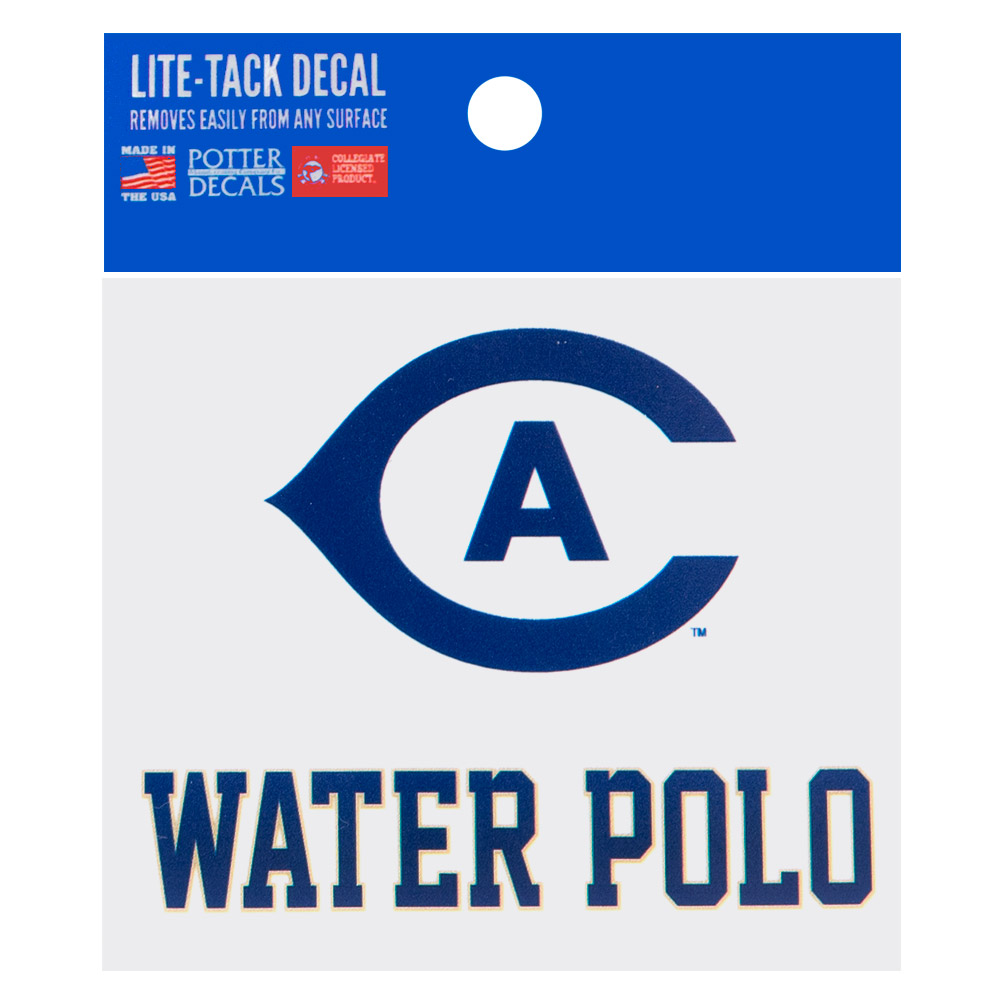 Image For UC Davis Cal Aggie Water Polo Decal