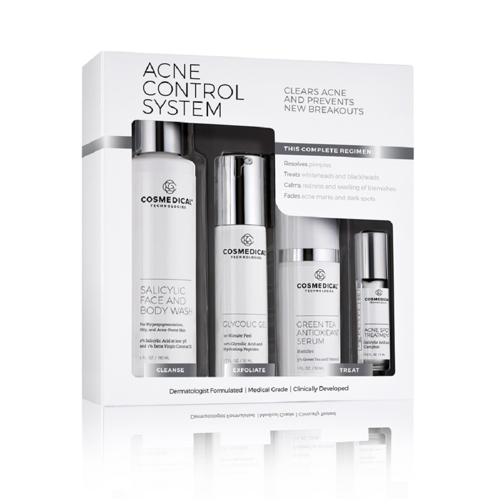 Image For Cosmedical® Acne Control System