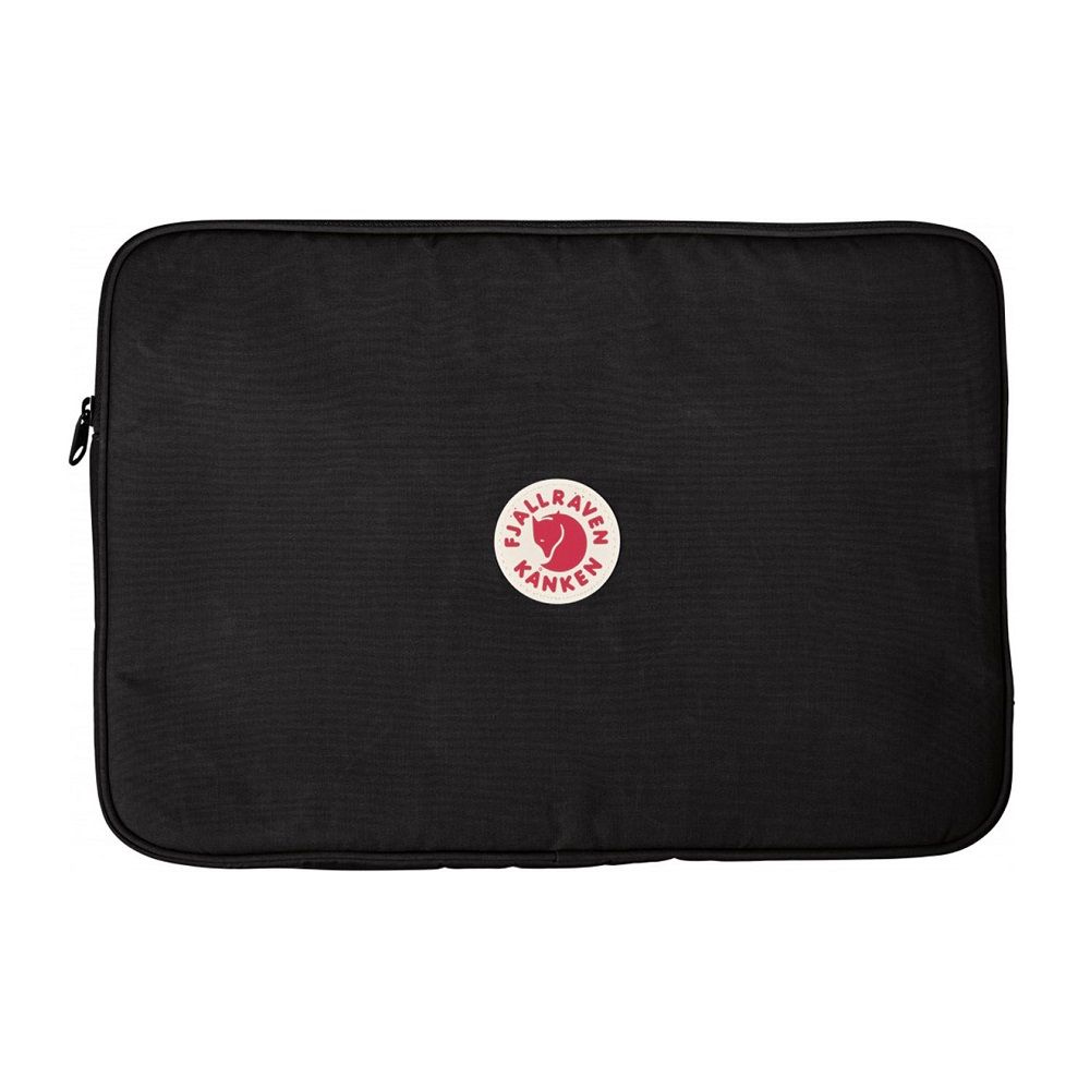 "Cover Image For Fjallraven Kanken Laptop Case 13"" Black"