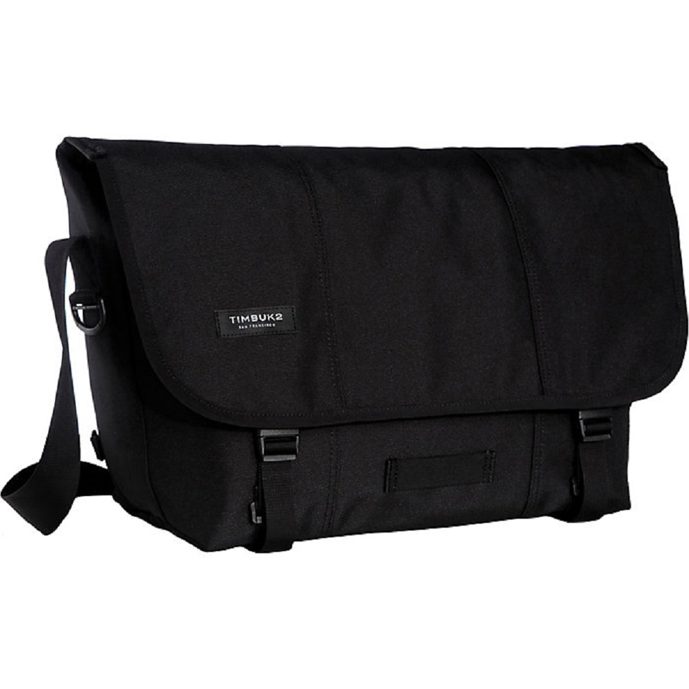 Cover Image For Timbuk2 Classic Messenger Bag Jet Black