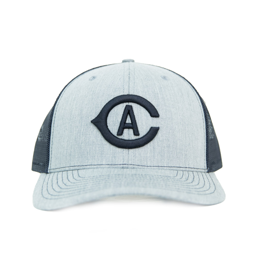 Image For Richardson™ UC Davis CA Athletics Logo Trucker Hat