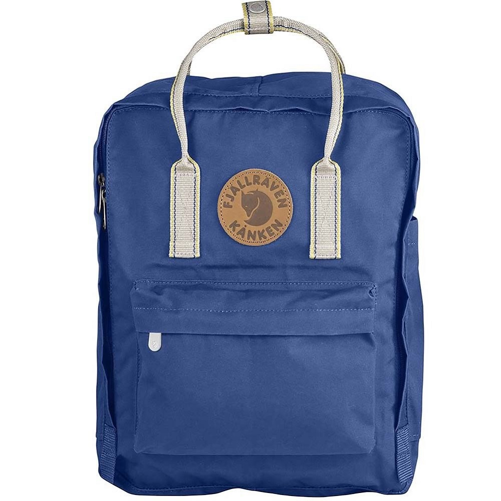 Cover Image For Fjallraven Kanken Greenland Backpack Deep Blue