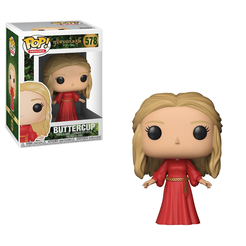 Cover Image For Funko Buttercup
