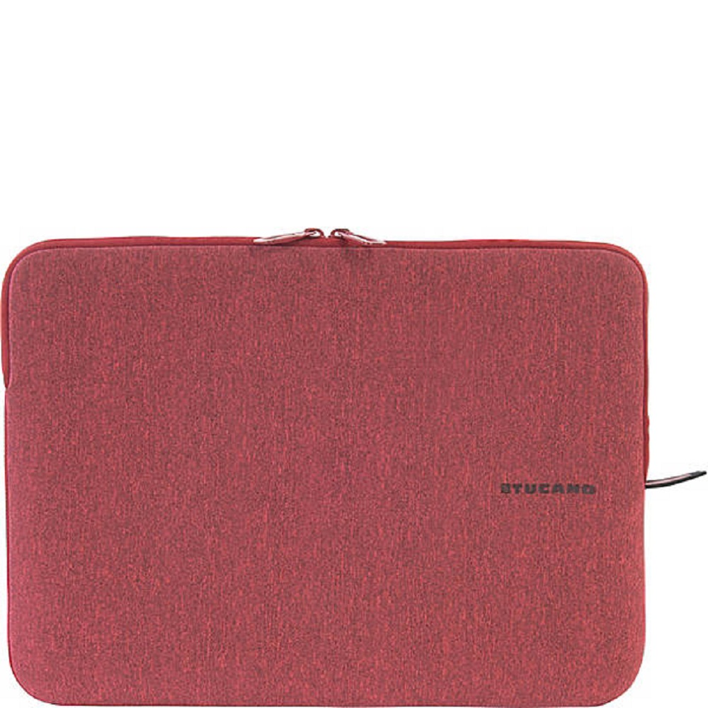 Cover Image For Tucano Second Skin Laptop Sleeve Red
