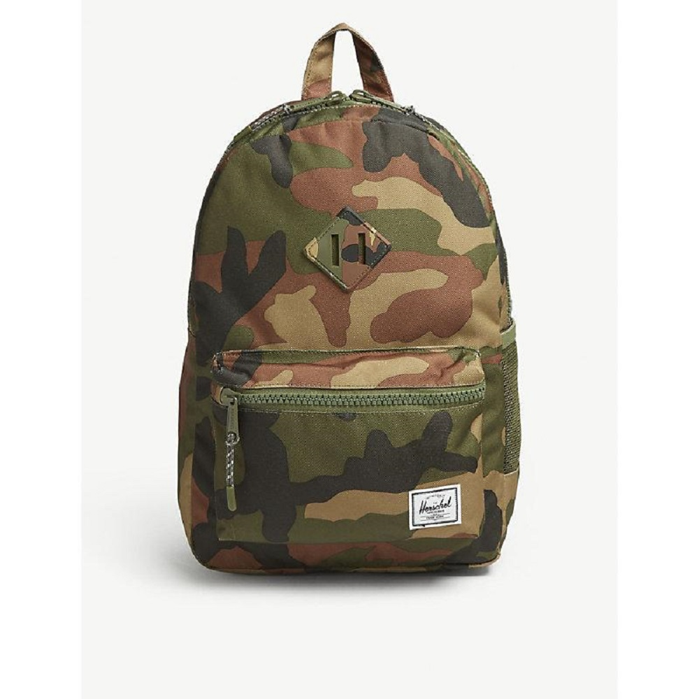 Image For Herschel Supply Co. Heritage Backpack Woodland Camo