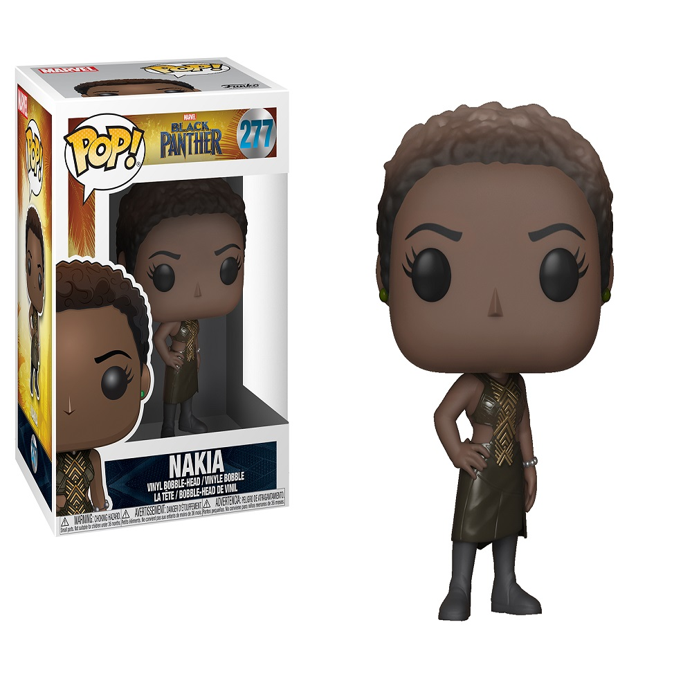 Cover Image For Funko Nakia