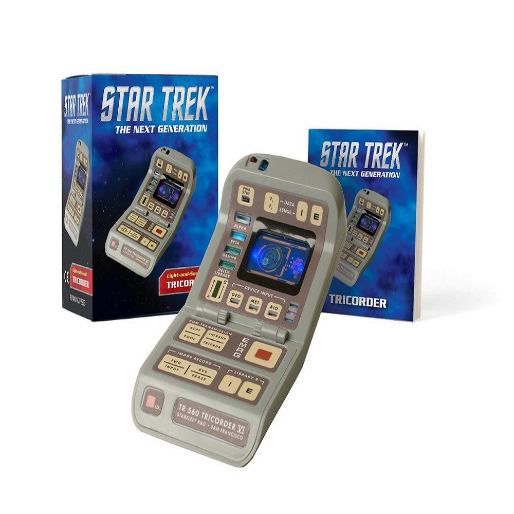 Cover Image For Star Trek: Light and Sound Tricorder