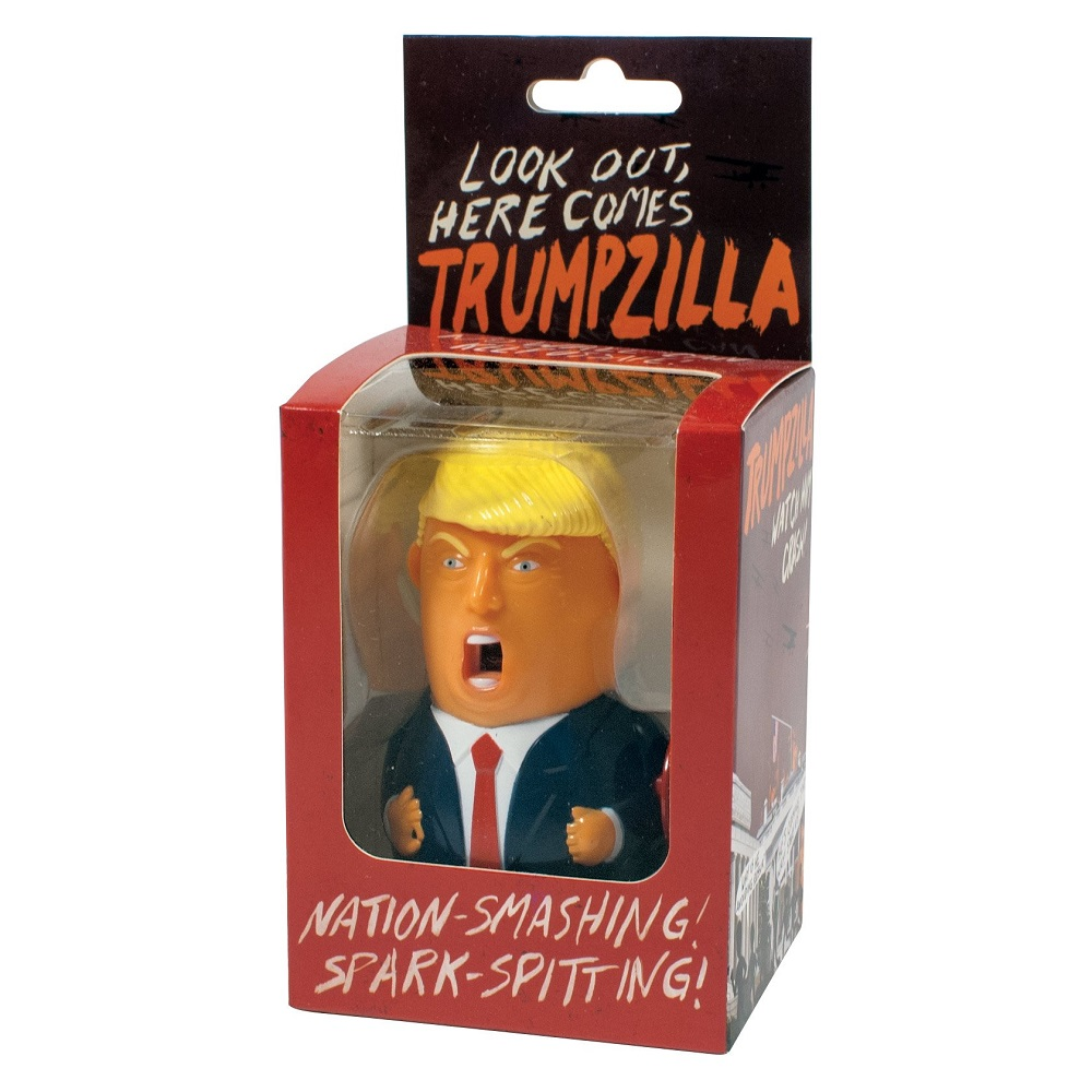Image For Trumpzilla Wind Up Toy