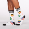 Cover Image for Sock It To Me Kick It Men's Crew Socks