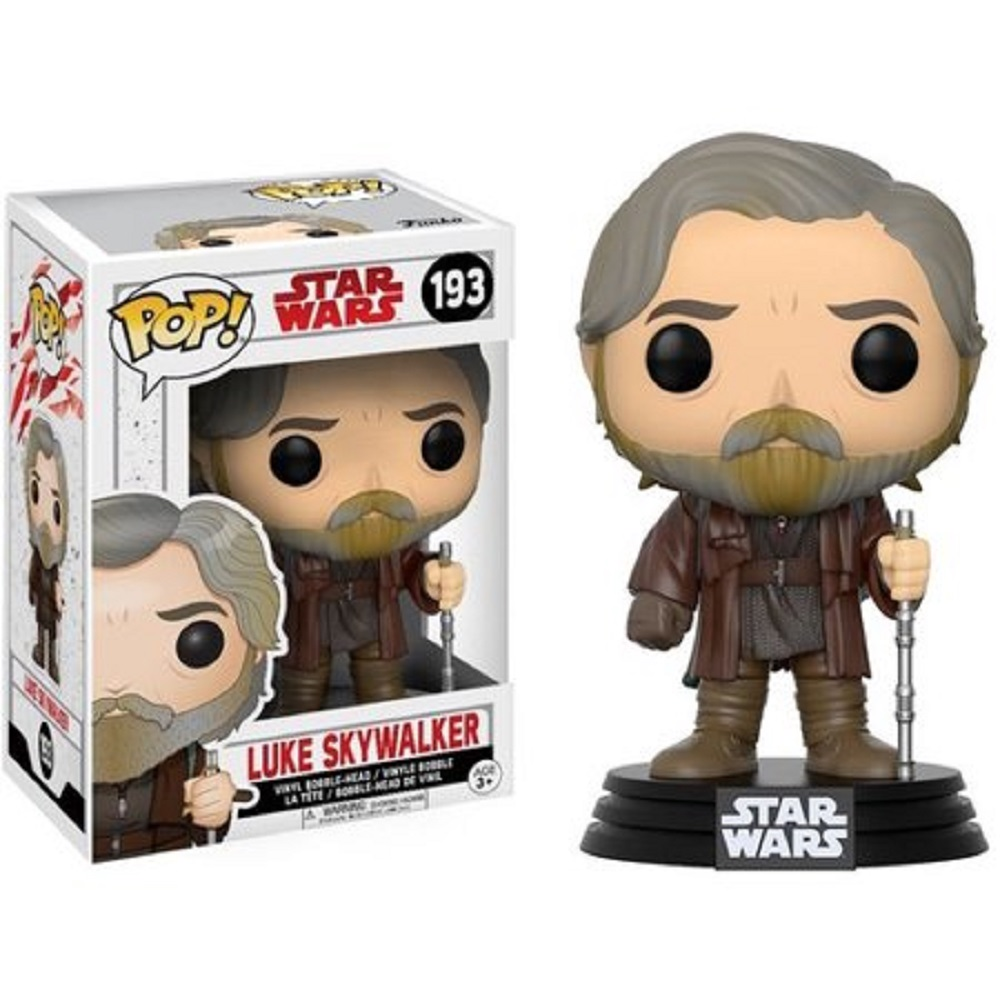 Cover Image For Funko Luke Skywalker
