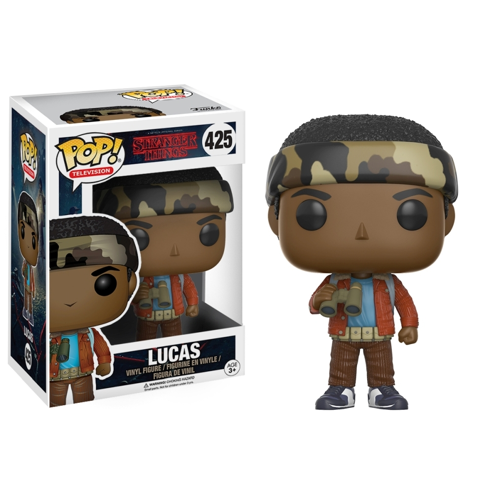 Image For Funko Lukas